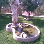 ART. FO-05 laghetto con statua temi